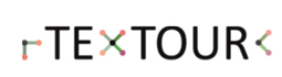 Logo of the project Social Innovation and TEchnologies for sustainable growth through participative cultural TOURism (TExTOUR)